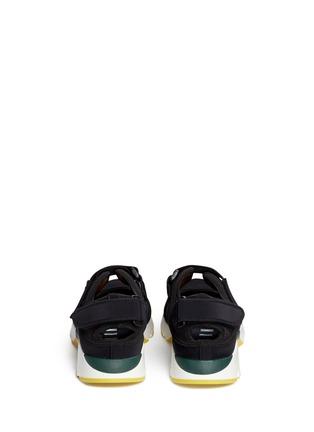 Marni-strap mesh techno fabric sneakers