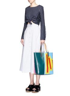MARNIx Jack Davidson 'Shopping Bag' PVC tote