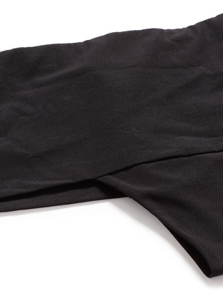 La Perla-'Circles' embroidery boy shorts