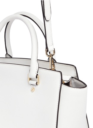 - Michael Kors - 'Selma' medium saffiano leather satchel