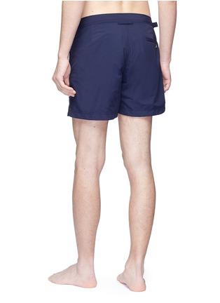 背面 - 点击放大 - ORLEBAR BROWN - 纯色游泳短裤