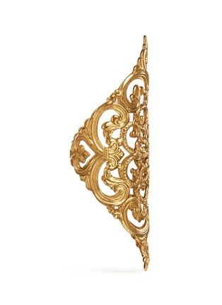 ELA STONE-'Dentelle' lace filigree ring