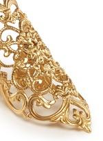 'Dentelle' lace filigree ring
