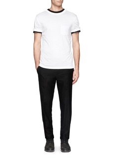 HELMUT LANG Patch chest pocket T-shirt