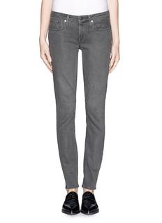 HELMUT LANGMatte wash skinny jeans