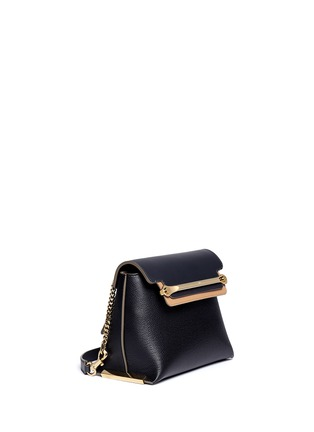 Figure View - Click To Enlarge - Chloé - 'Clare' small leather shoulder bag