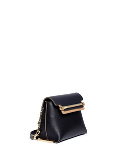 CHLOÉ 'Clare' small leather shoulder bag