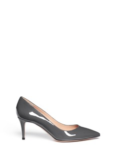 GIANVITO ROSSI Patent leather pumps