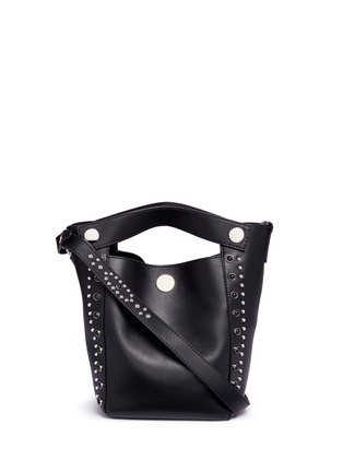 Main View - Click To Enlarge - 3.1 Phillip Lim - 'Dolly' small stud leather bucket bag
