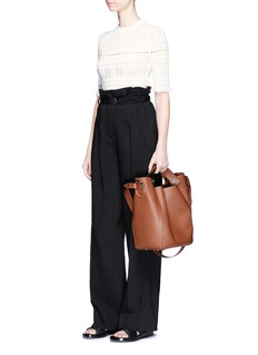 3.1 Phillip Lim 'Dolly' large leather tote