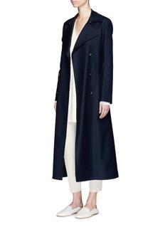 The Row'Irina' oversized silk blend sweater