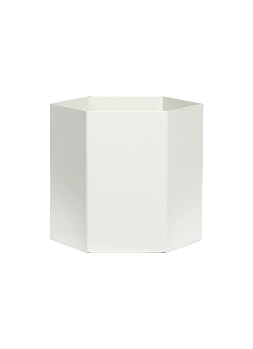 Hexagon large pot by ferm LIVING