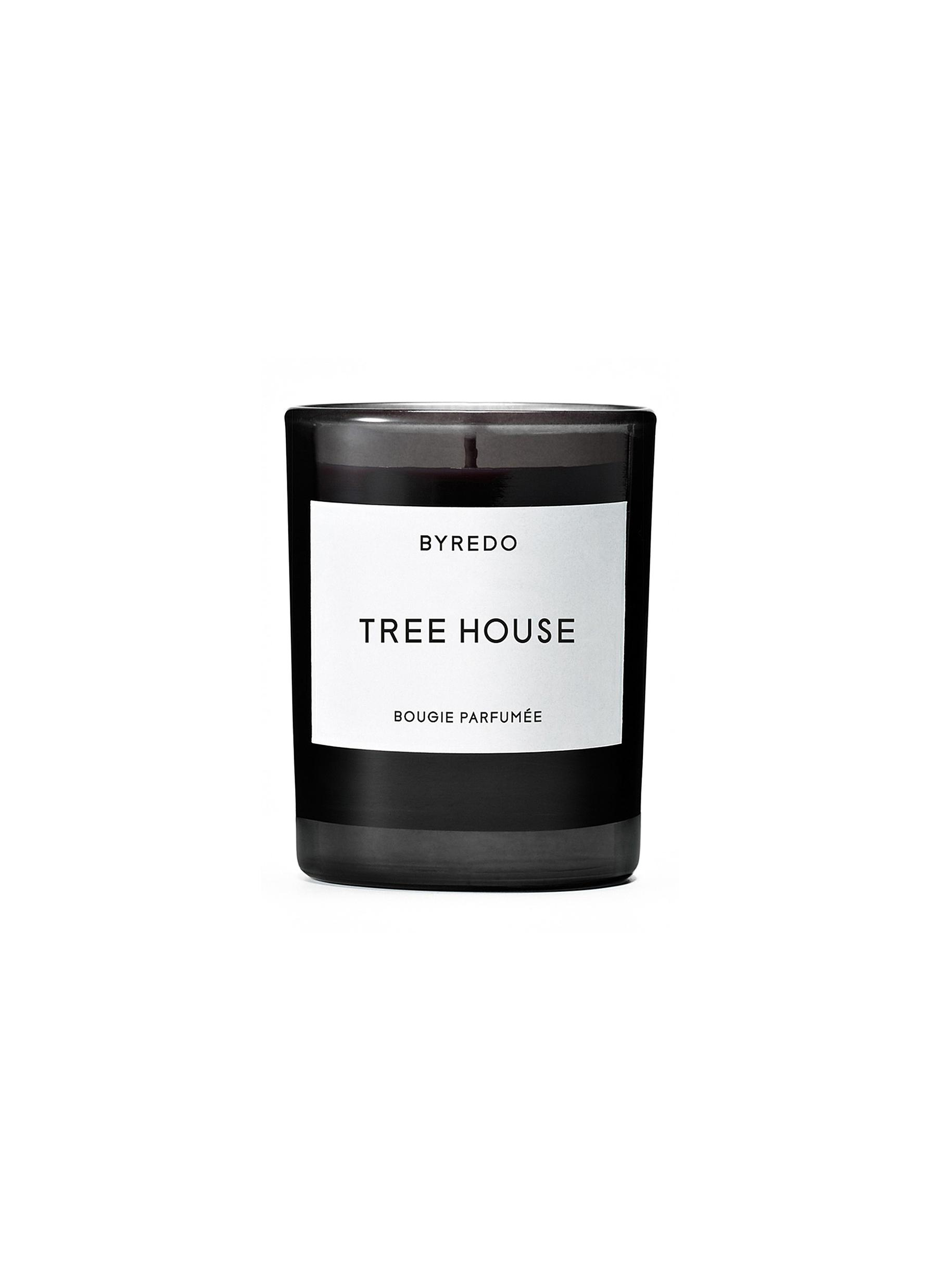 Tree House mini fragranced candle 70g by BYREDO