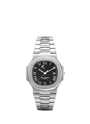 Lane Crawford Vintage Collection-Vintage Patek Philippe Nautilus Steel 3710/1A watch
