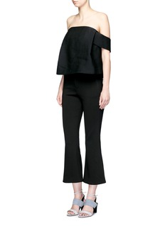 C/Meo Collective  'All Under One' off-shoulder bodice top