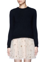 'Rockstud Untitled 07' cashmere sweater
