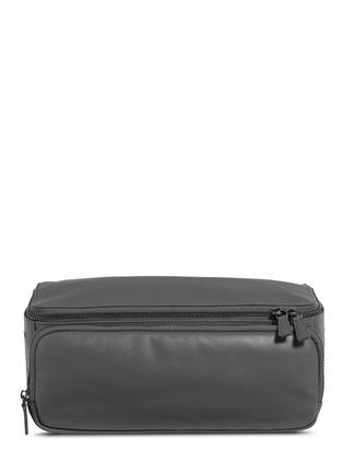 Tang Tang Tang Tang-Nappa leather washbag