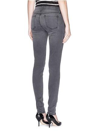 背面 - 点击放大 - J BRAND - SUPER SKINNY弹性丹宁裤