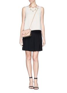 TORY BURCH'Kira' mini chain shoulder bag