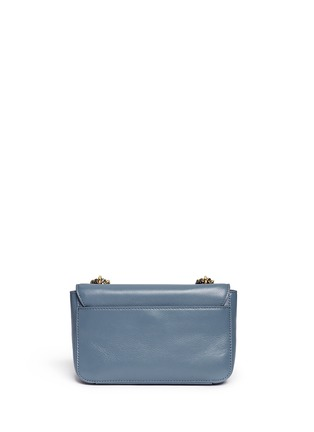 Back View - Click To Enlarge - Tory Burch - 'Mercer' chain strap shoulder bag
