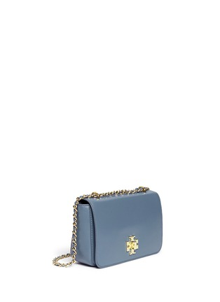 Front View - Click To Enlarge - Tory Burch - 'Mercer' chain strap shoulder bag
