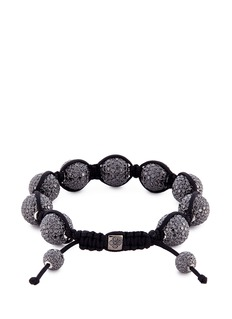 Shamballa Jewels 'Shamballa' diamond 18k gold bracelet