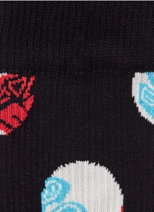 Detail View - Click To Enlarge - Happy Socks - x BBC Diamond athletic socks
