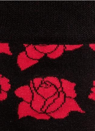 Detail View - Click To Enlarge - Happy Socks - Rose socks
