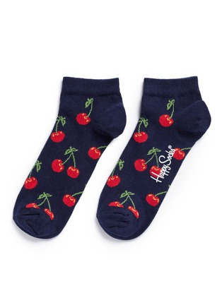 Main View - Click To Enlarge - Happy Socks - Cherry low socks