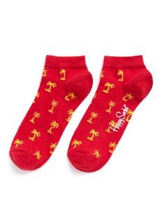 Happy SocksPalm Beach low socks