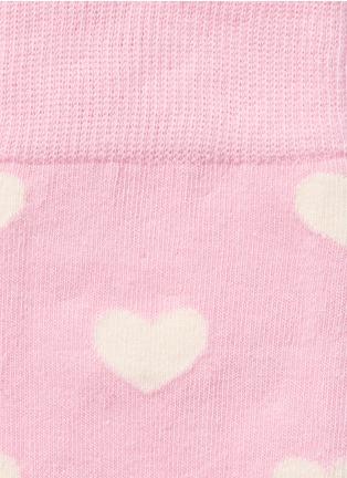 Detail View - Click To Enlarge - Happy Socks - Heart socks