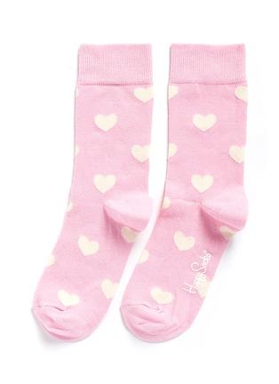 Main View - Click To Enlarge - Happy Socks - Heart socks