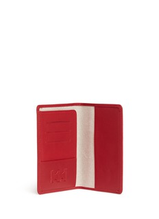 Bynd Artisan Leather passport basic holder