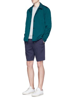 Theory 'Plymouth NC S' Bermuda shorts