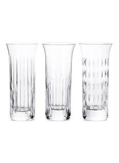 BaccaratFlora assorted vase set