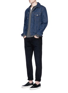 rag & bone 'Standard Issue' cotton twill pants
