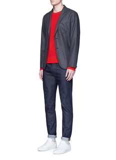 rag & bone Wool blend soft fielding blazer