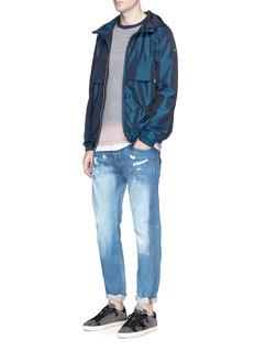 Scotch & Soda'Lot 22 Ralston' distressed slim fit jeans