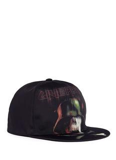 GivenchyArmy skull print baseball cap