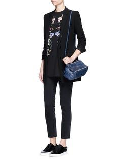 Givenchy'Pandora' mini sheepskin leather bag