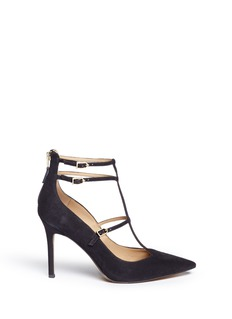 Sam Edelman 'Hayes' caged suede pumps