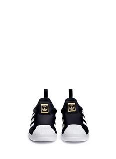 Adidas 'Superstar 360' neoprene slip-on kids sneakers
