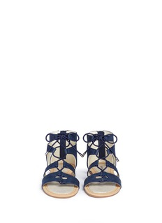 Stuart Weitzman'Camia Romanesque' kids gladiator sandals