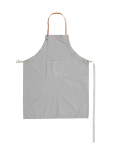 ferm LIVING Leather strap apron