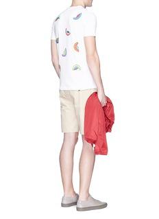 PS by Paul SmithWatermelon print organic cotton T-shirt
