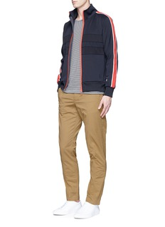 PS by Paul SmithStitch cotton chinos