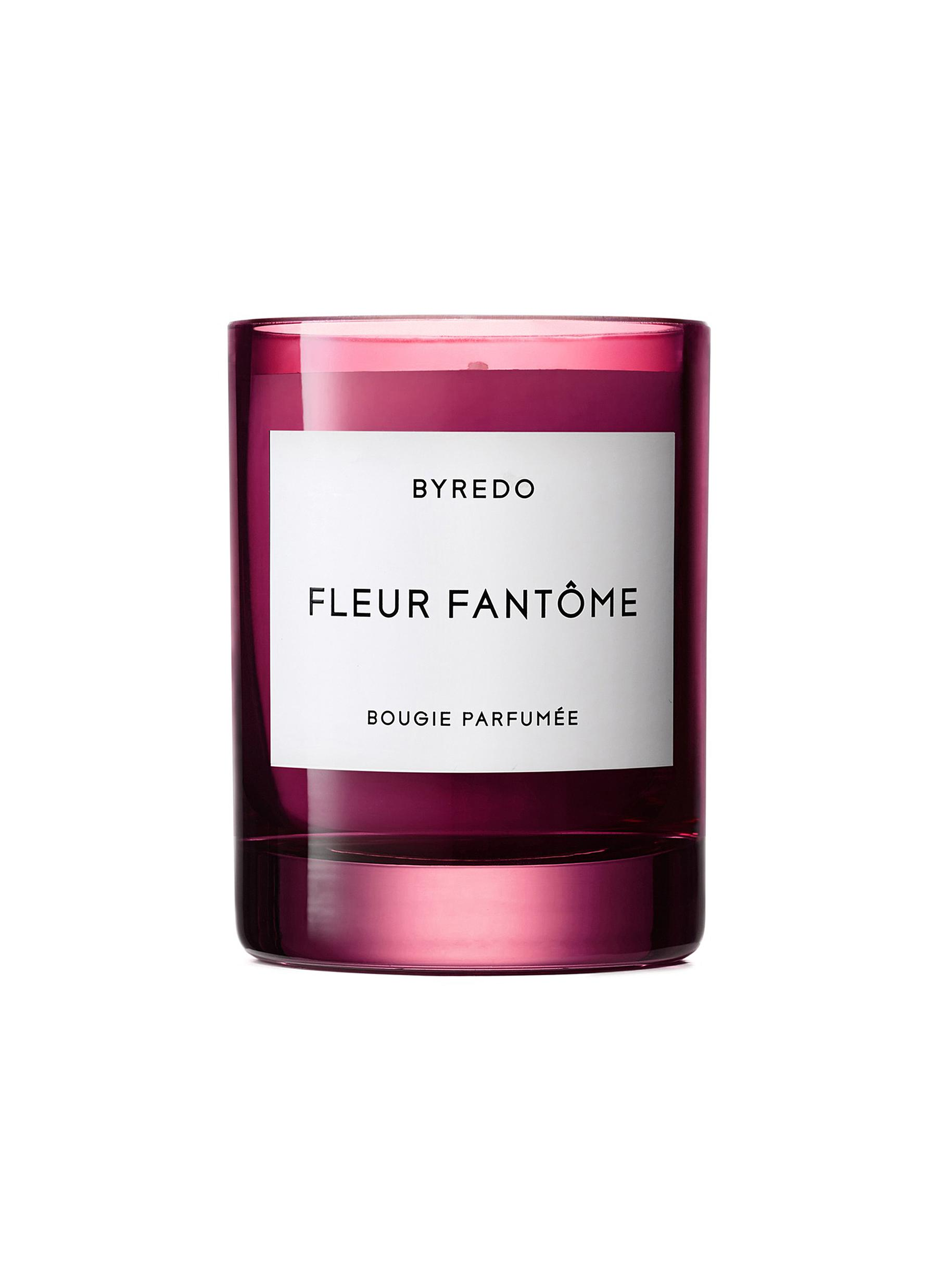 Fleur Fantôme fragranced 2016 holiday candle 240g by BYREDO