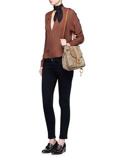 Chloé'Lexa' small suede shoulder bag