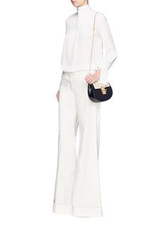 Chloé'Drew' mini colourblock leather shoulder bag