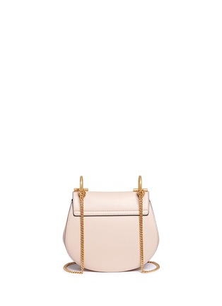 Detail View - Click To Enlarge - Chloé - 'Drew' mini Swarovski crystal star embellished shoulder bag